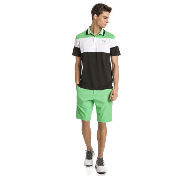 Short de golf tissé Jackpot pour homme, Irish Green, large