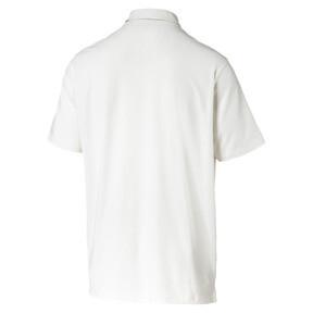 Miniatura 2 de Camiseta tipo polo Pines para hombre, Ashley Blue, mediano