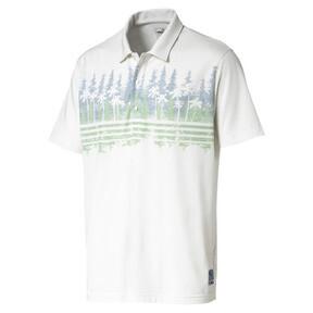 Thumbnail 1 of Pines Men's Golf Polo, Ashley Blue, medium