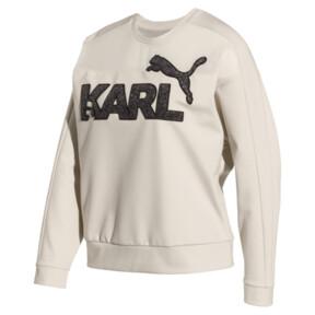 Thumbnail 1 of PUMA x KARL LAGERFELD Women's Sweater, Birch, medium