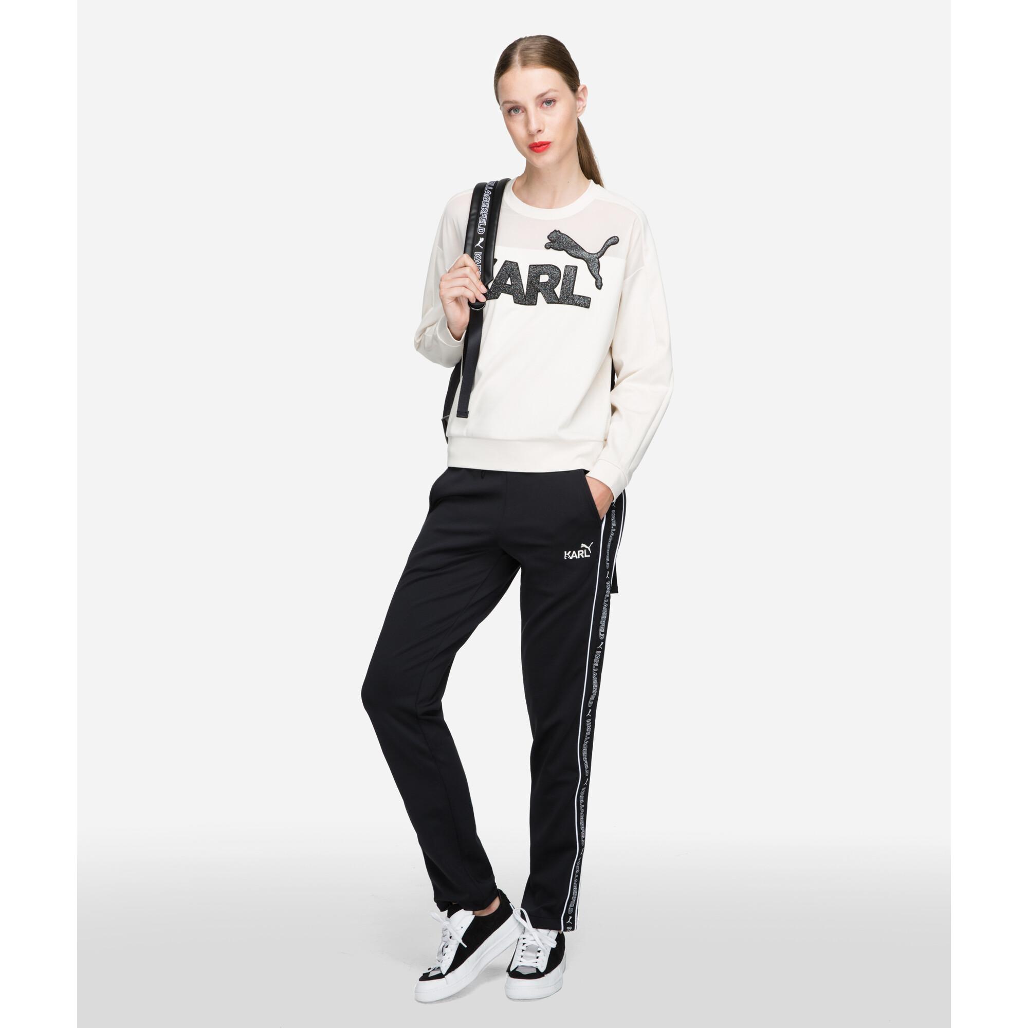 Image Puma PUMA x KARL LAGERFELD Women's Sweater #3