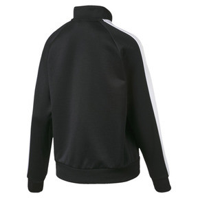 Thumbnail 5 of Classics T7 PT Women's Track Jacket, Puma Black-1, medium