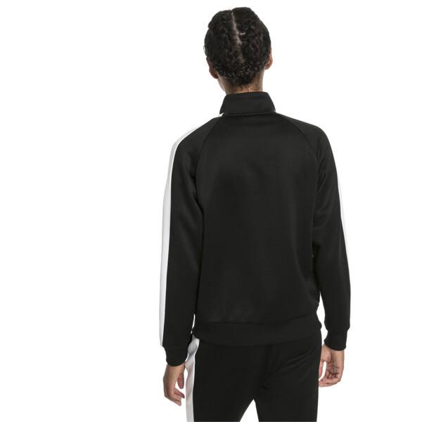 Classics T7 PT Women's Track Jacket, Puma Black-1, large