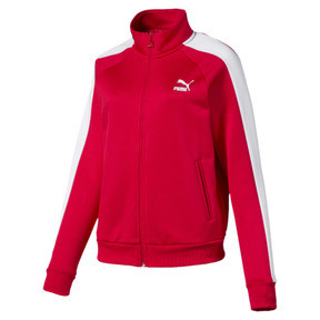 Thumbnail 1 of Classics T7 PT Women's Track Jacket, Hibiscus, medium
