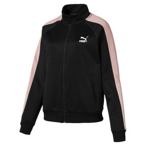 Thumbnail 1 of Classics Women's T7 Track Jacket, Puma Black, medium