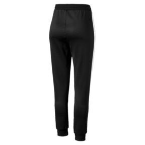 Miniaturka 5 Damskie spodnie dresowe Classics T7 z dzianiny, Puma Black, średnie