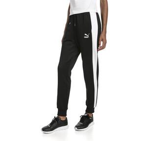 Miniaturka 1 Damskie spodnie dresowe Classics T7 z dzianiny, Puma Black, średnie