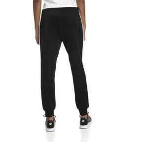 Miniaturka 2 Damskie spodnie dresowe Classics T7 z dzianiny, Puma Black, średnie