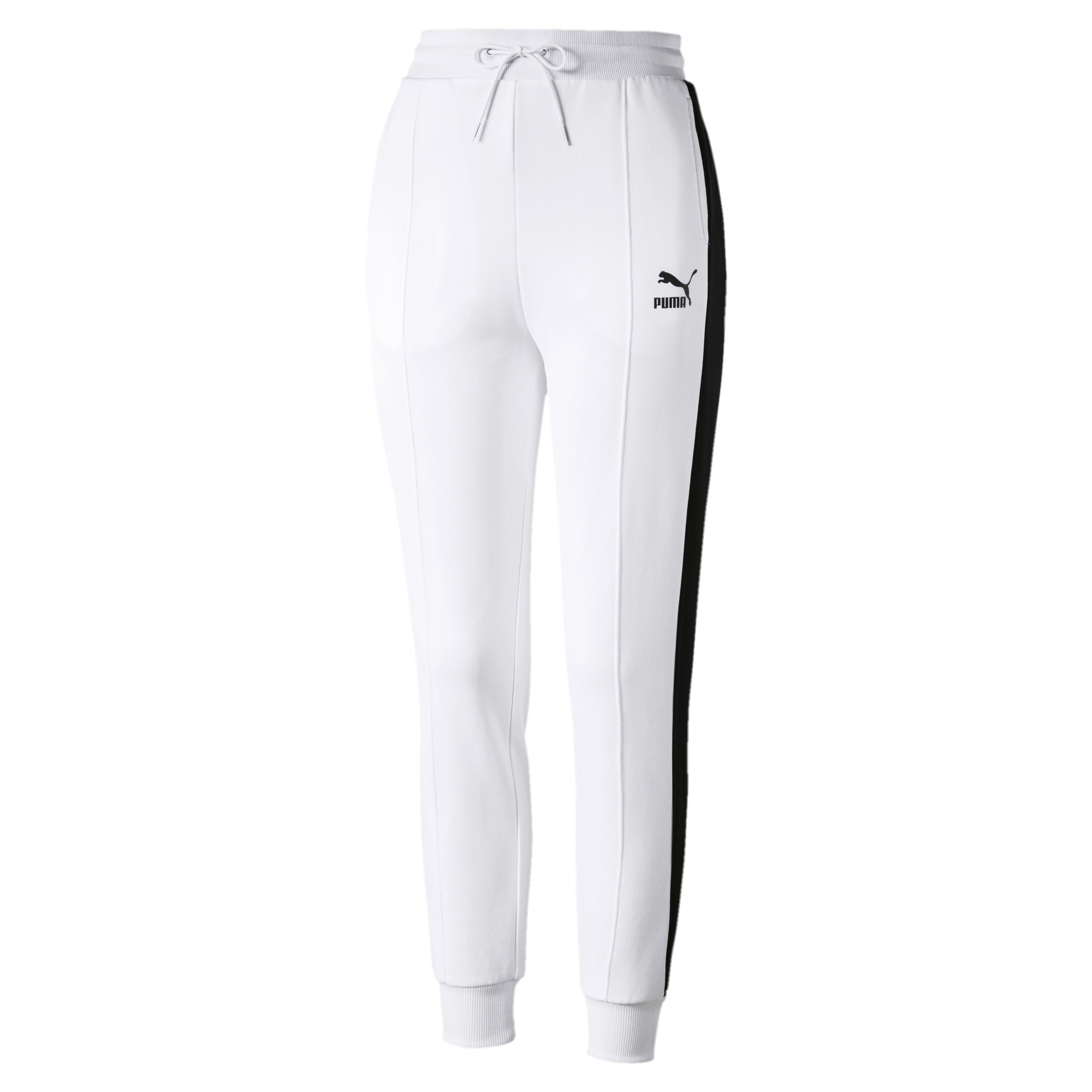 5f43720f928 Classics T7 Knitted Women's Track Pants | 20 - White | Puma