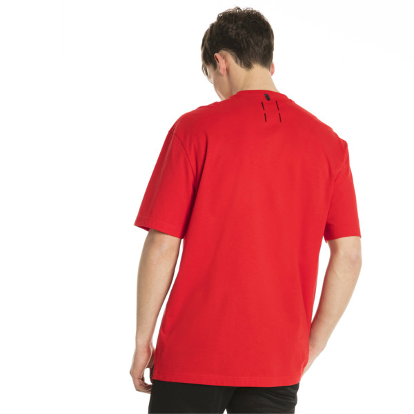 RS-0 Capsule Men's Tee, High Risk Red, large