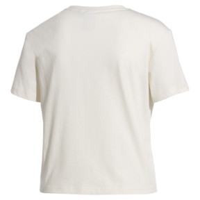 Thumbnail 4 of T-Shirt PUMA x SUE TSAI pour femme, Whisper White, medium