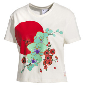 Thumbnail 1 of PUMA x SUE TSAI ウィメンズ Tシャツ, Whisper White, medium-JPN