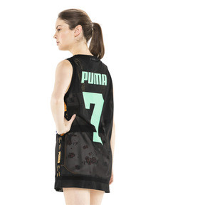 Thumbnail 5 of PUMA x SUE TSAI Women's Dress, Puma Black, medium