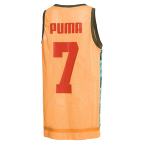 Thumbnail 4 of PUMA x SUE TSAI Women's Dress, Orange Pop, medium