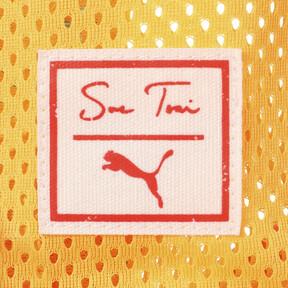 Thumbnail 7 of PUMA x SUE TSAI WOMEN'S  DRESS, Orange Pop, medium-JPN