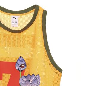 Thumbnail 8 of PUMA x SUE TSAI WOMEN'S  DRESS, Orange Pop, medium-JPN
