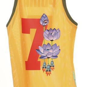 Thumbnail 11 of PUMA x SUE TSAI WOMEN'S  DRESS, Orange Pop, medium-JPN