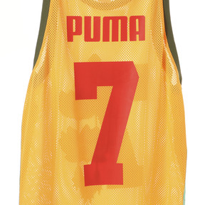 Thumbnail 12 of PUMA x SUE TSAI WOMEN'S  DRESS, Orange Pop, medium-JPN