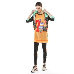 Thumbnail 5 of PUMA x SUE TSAI WOMEN'S  DRESS, Orange Pop, medium-JPN