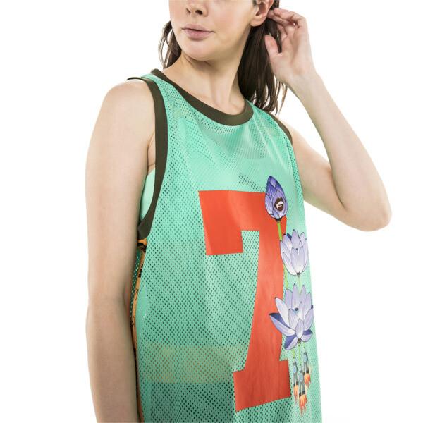 PUMA x SUE TSAI Women's Dress, Biscay Green, large