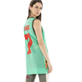 Thumbnail 3 of PUMA x SUE TSAI Women's Dress, Biscay Green, medium