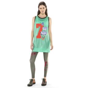 Thumbnail 5 of PUMA x SUE TSAI Women's Dress, Biscay Green, medium