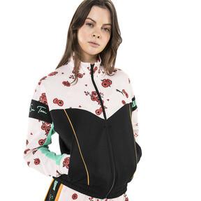 Thumbnail 2 of PUMA x SUE TSAI XTG Women's Track Jacket, Puma Black, medium