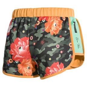 Thumbnail 5 of PUMA x SUE TSAI Women's Shorts, Puma Black- AOP, medium