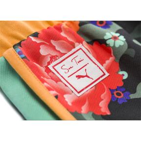 Thumbnail 6 of PUMA x SUE TSAI Women's Shorts, Puma Black- AOP, medium