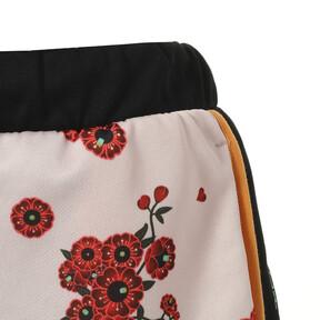 Thumbnail 7 of PUMA x SUE TSAI WOMEN'S  SHORTS, Orange Pop-AOP Pearl-Cherry, medium-JPN