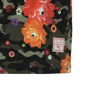 Thumbnail 9 of PUMA x SUE TSAI ウィメンズ  Tシャツ, Puma Black- Peony, medium-JPN