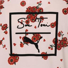 Thumbnail 11 of PUMA x SUE TSAI ウィメンズ  Tシャツ, -- Cherry Blossom AOP, medium-JPN
