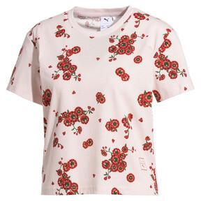 Thumbnail 1 of PUMA x SUE TSAI ウィメンズ  Tシャツ, -- Cherry Blossom AOP, medium-JPN
