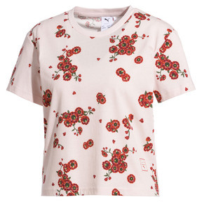 Thumbnail 1 of PUMA x SUE TSAI Women's Tee, -- Cherry Blossom AOP, medium