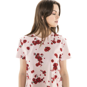 Thumbnail 2 of PUMA x SUE TSAI ウィメンズ  Tシャツ, -- Cherry Blossom AOP, medium-JPN