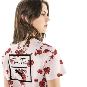 Thumbnail 6 of PUMA x SUE TSAI Women's Tee, -- Cherry Blossom AOP, medium