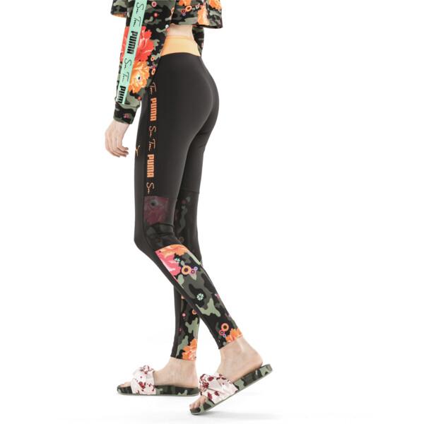 PUMA x SUE TSAI Women's Tights, Puma Black, large