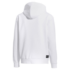 Thumbnail 5 of PUMA x BRADLEY THEODORE Men's Hoodie, Puma White, medium