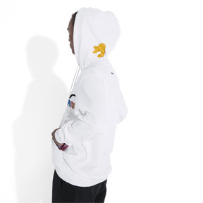 Thumbnail 2 of PUMA x BRADLEY THEODORE Men's Hoodie, Puma White, medium