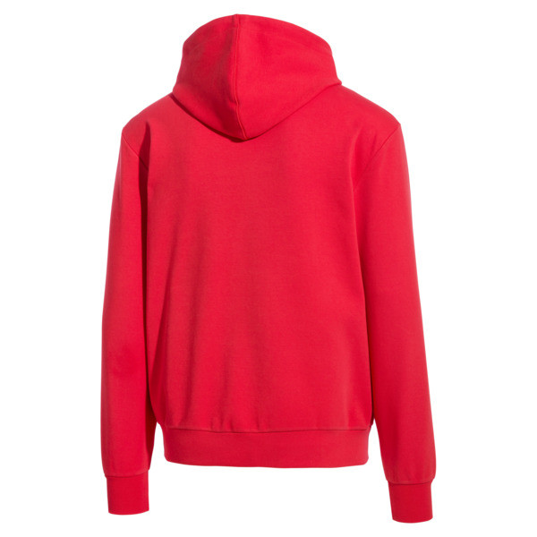 PUMA x BRADLEY THEODORE Men's Hoodie, High Risk Red, large
