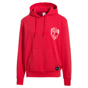 Thumbnail 5 of PUMA x BRADLEY THEODORE Men's Hoodie, High Risk Red, medium