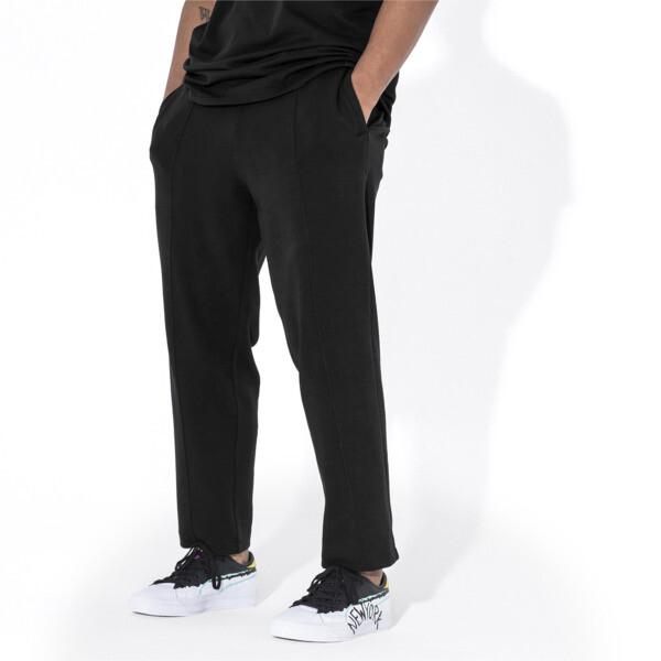 PUMA x BRADLEY THEODORE Men's Track Pants, Puma Black, large