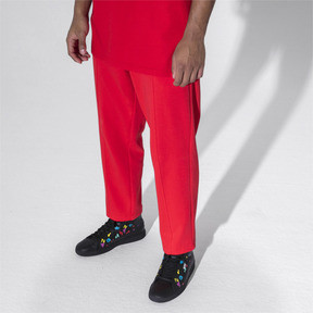 Thumbnail 2 of PUMA x BRADLEY THEODORE Men's Track Pants, High Risk Red, medium