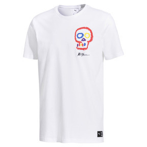 Thumbnail 1 of PUMA x BRADLEY THEODORE Short Sleeve Men's Tee, Puma White, medium