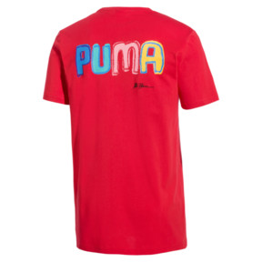 Thumbnail 4 of T-Shirt PUMA x BRADLEY THEODORE pour homme, High Risk Red, medium