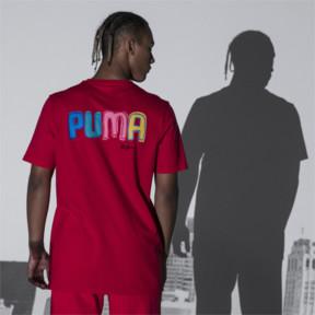 Thumbnail 3 of T-Shirt PUMA x BRADLEY THEODORE pour homme, High Risk Red, medium