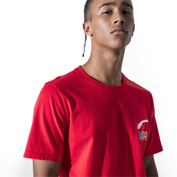 T-Shirt PUMA x BRADLEY THEODORE pour homme, High Risk Red, large