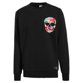 Thumbnail 1 of PUMA x BRADLEY THEODORE Men's Sweater, Puma Black, medium