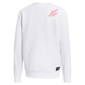 Thumbnail 4 of PUMA x BRADLEY THEODORE Herren Sweatshirt, Puma White, medium