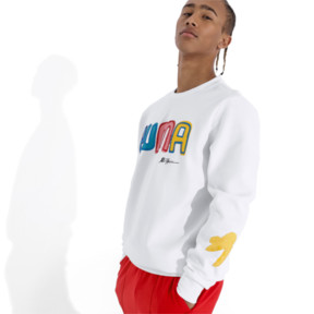 Thumbnail 2 of PUMA x BRADLEY THEODORE Men's Sweater, Puma White, medium